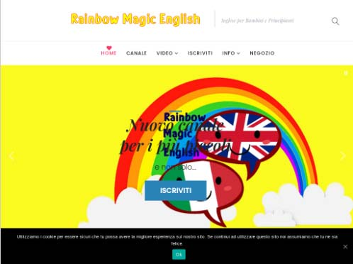 Rainbow Magic English
